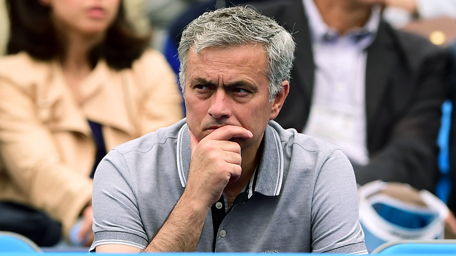 Chelsea boss Mourinho says English Premier League clubs are trying to buy title