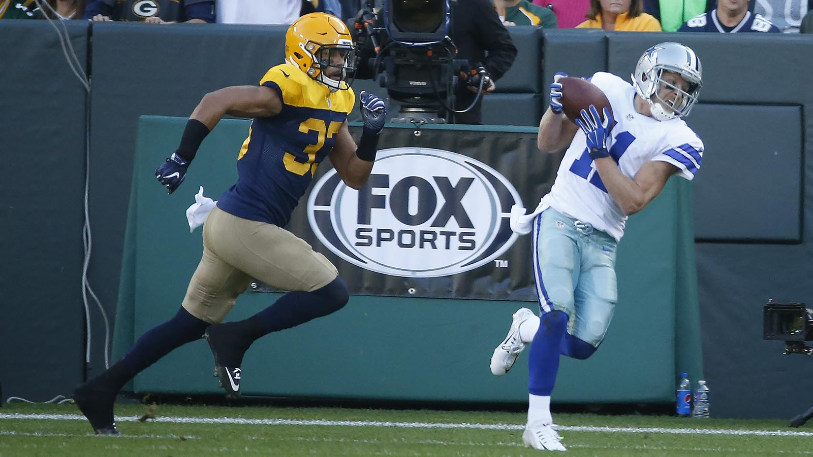 Depleted Packers secondary preparing for quick turnaround