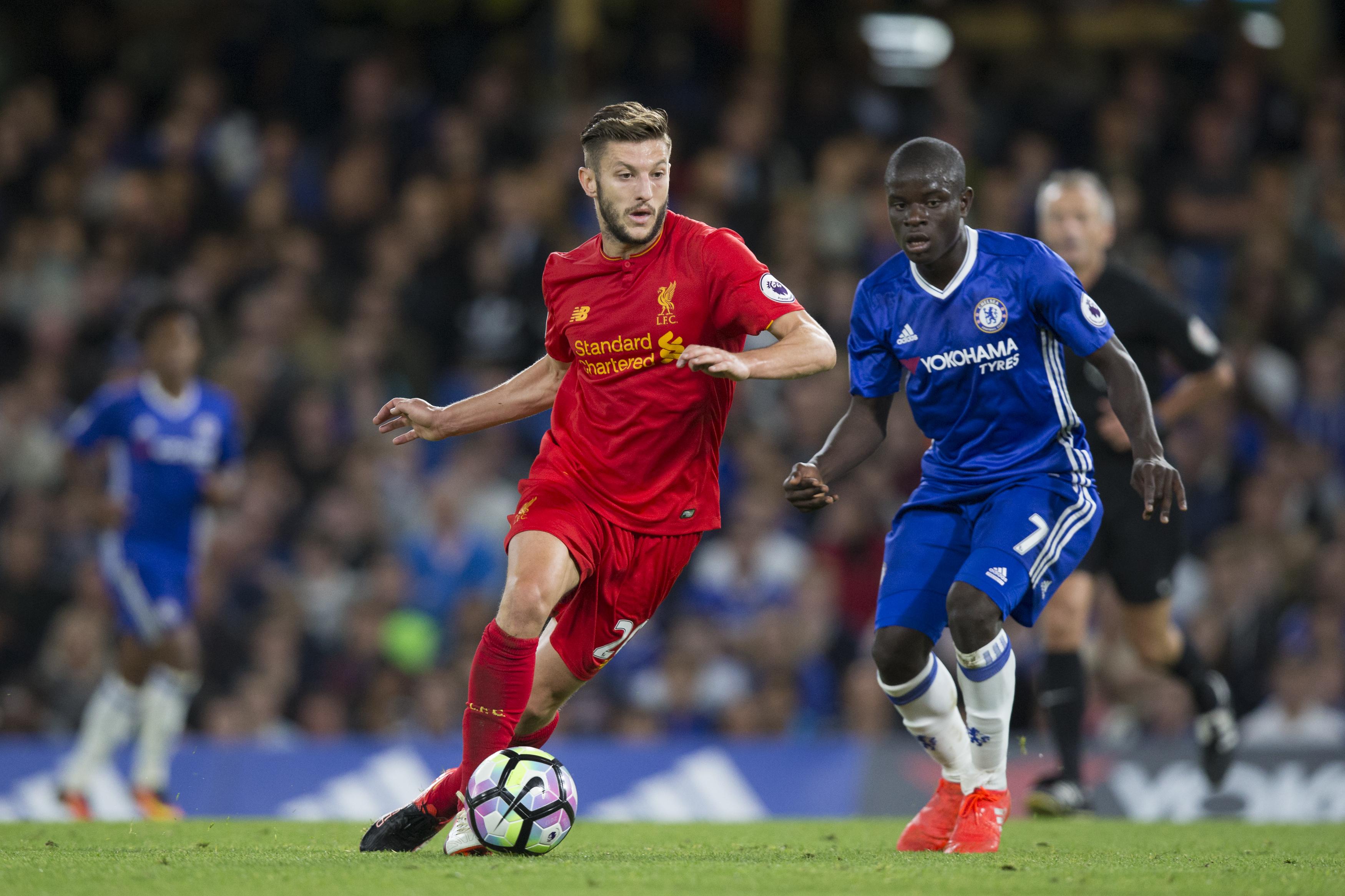 Adam Lallana discusses Liverpool's bright future