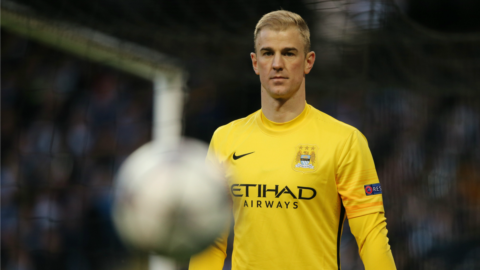 What is going on with Joe Hart at Manchester City?