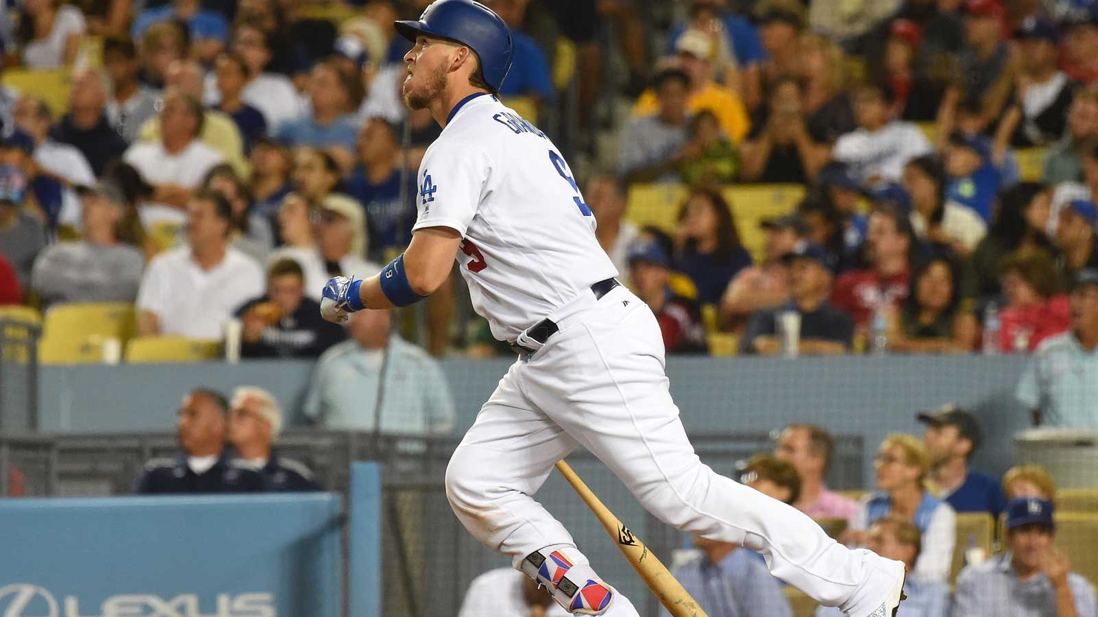 NL West: Dodgers power back to top of division
