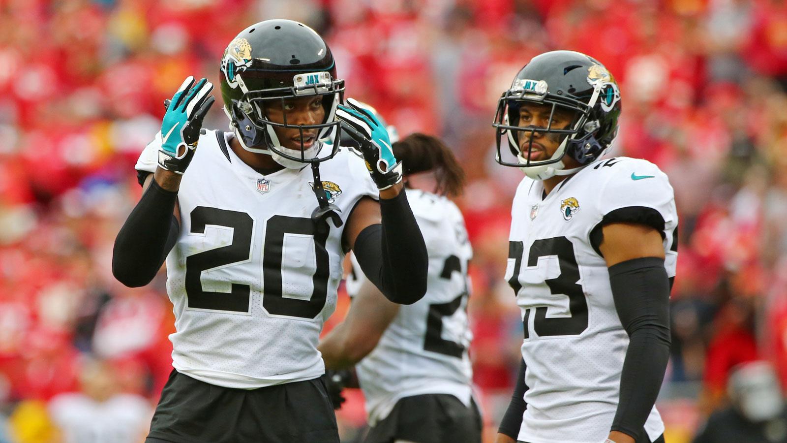 Jaguars' Jalen Ramsey brushes off Patriots CB Stephon Gilmore's criticism