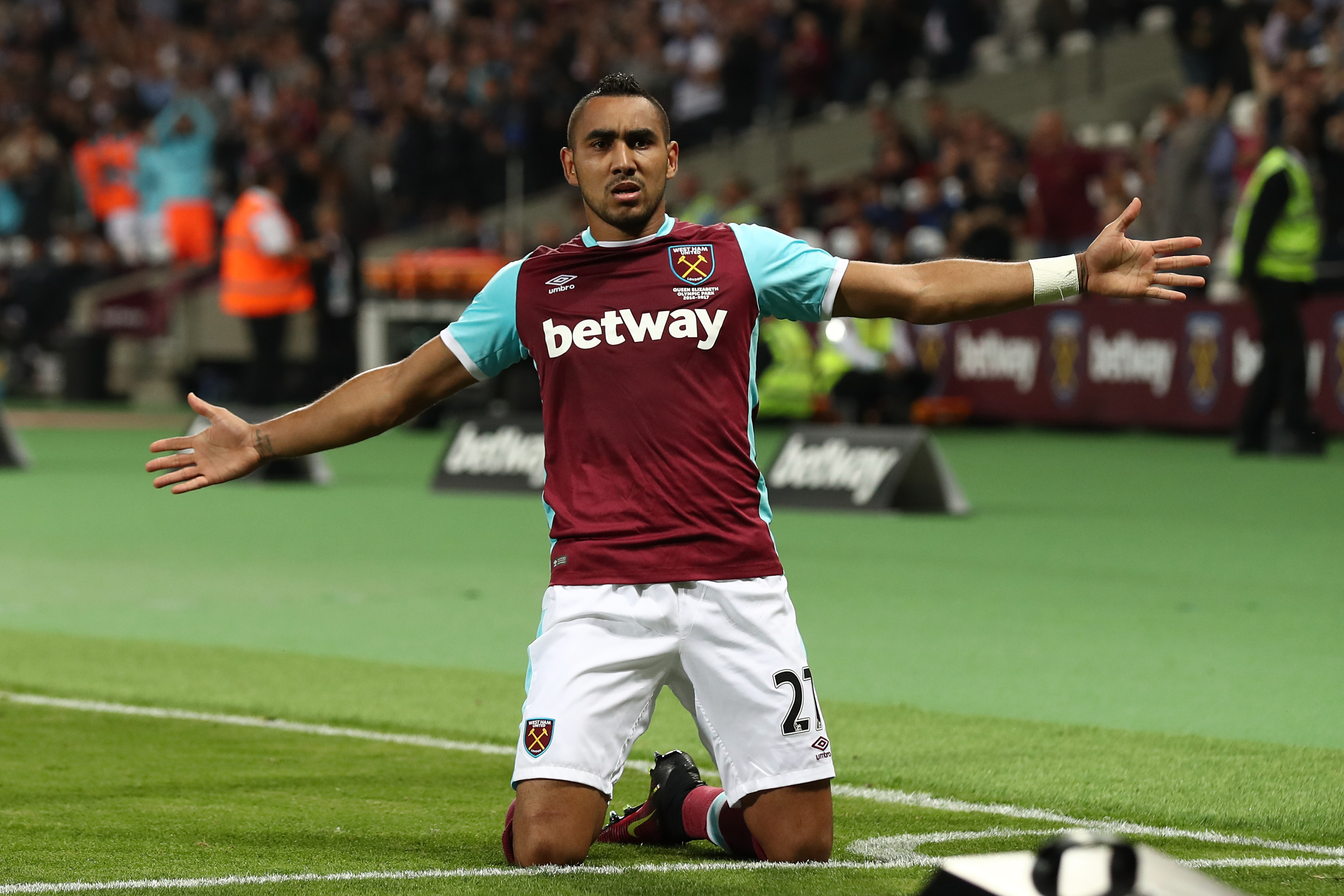 Dimitri Payet Spares West Ham's Blushes In EFL Trophy