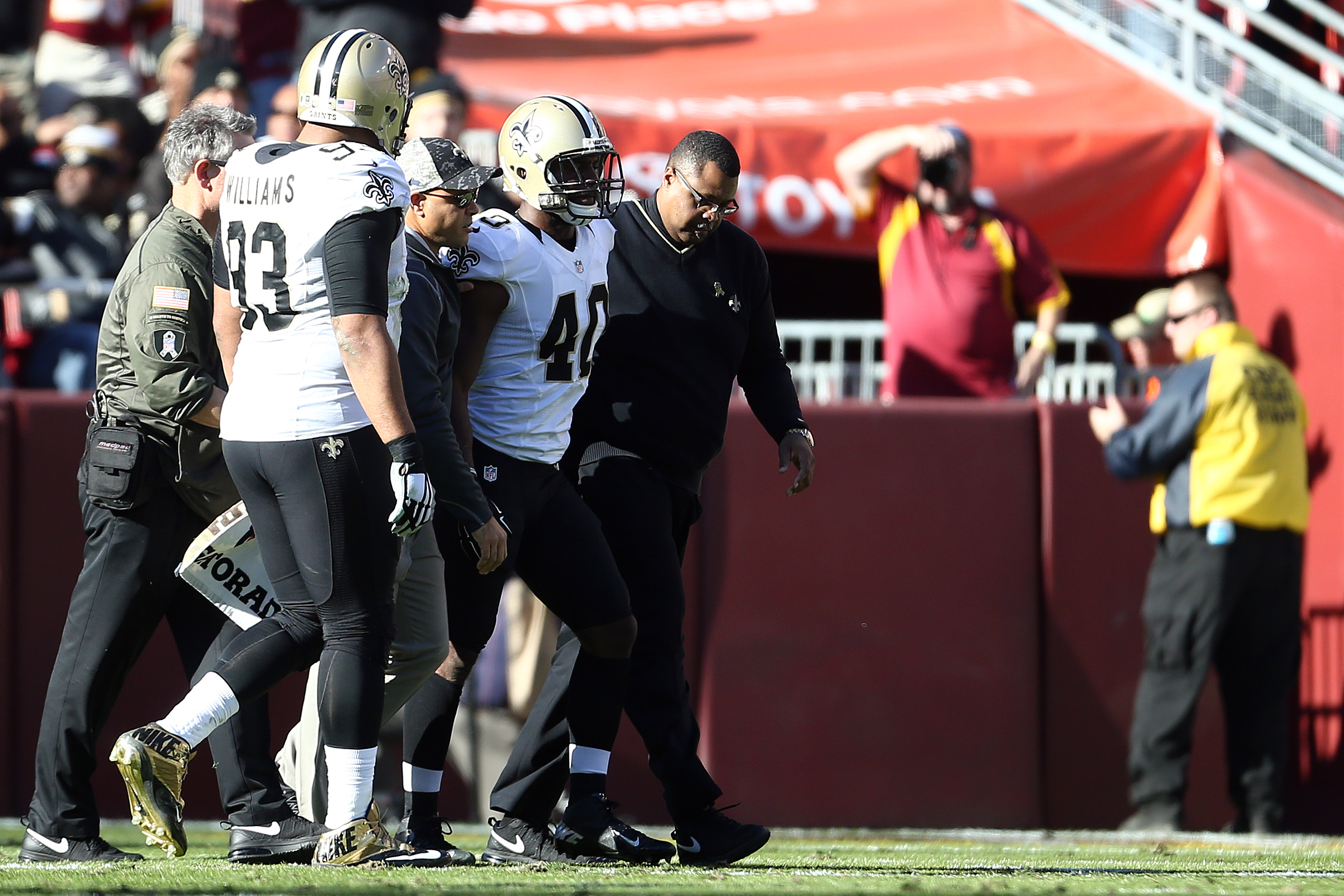 Injuries in the NFL and New Orleans are epidemic