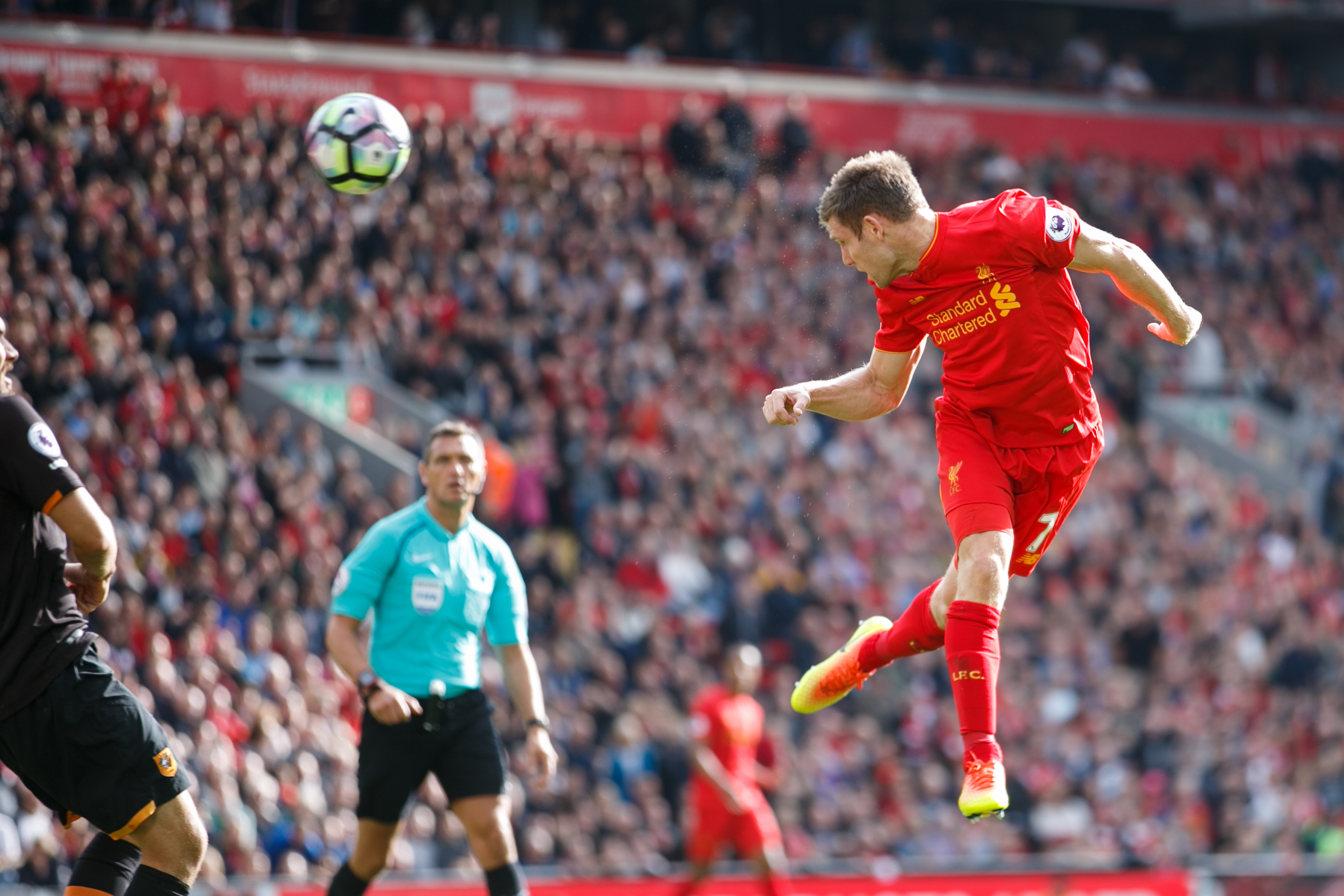 James Milner reveals why Liverpool are doing so well