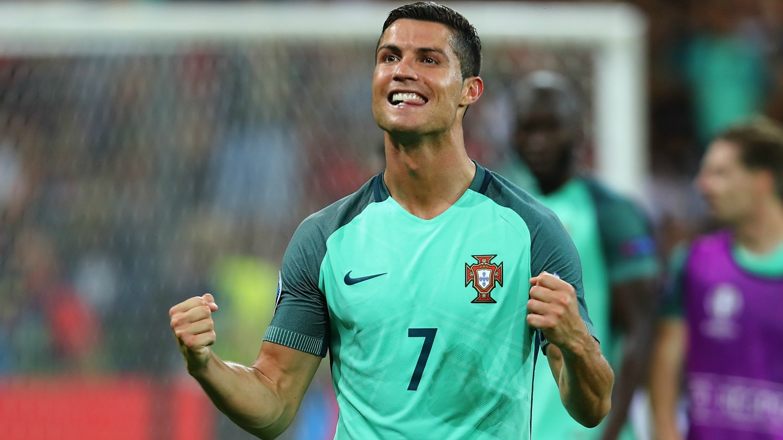 Ronaldo's Portugal following the playbook of the team that beat them in last Euro final