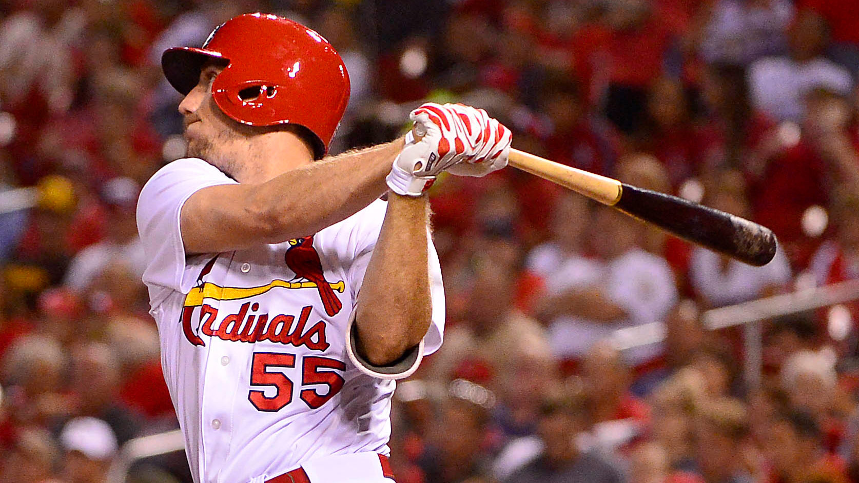 Cardinals send Piscotty to A's for two minor leaguers