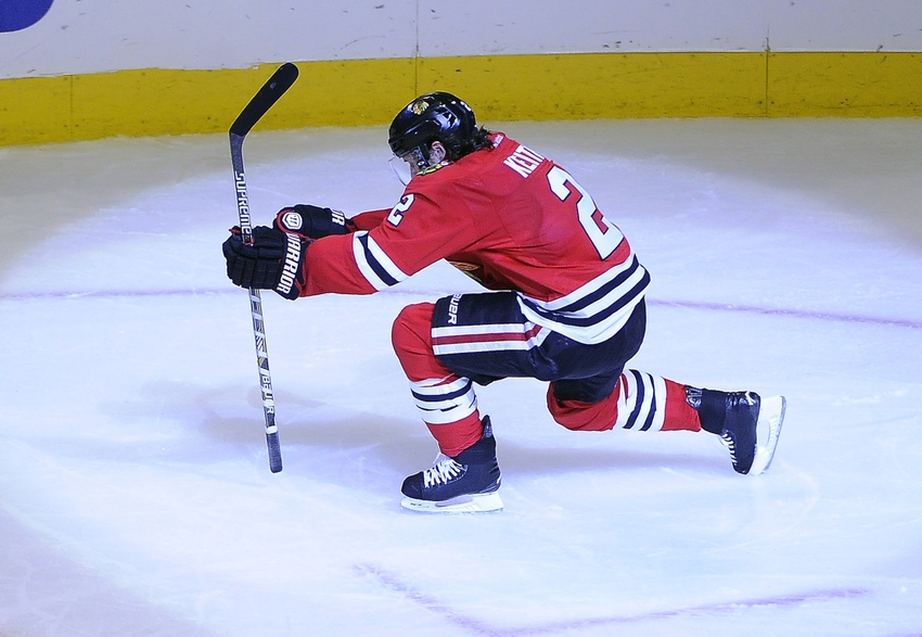 Duncan Keith Expects to Be in Chicago Blackhawks Lineup Opening Night