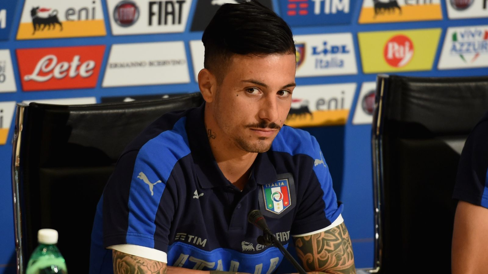 Genoa defender Izzo denies involvement in match-fixing scandal