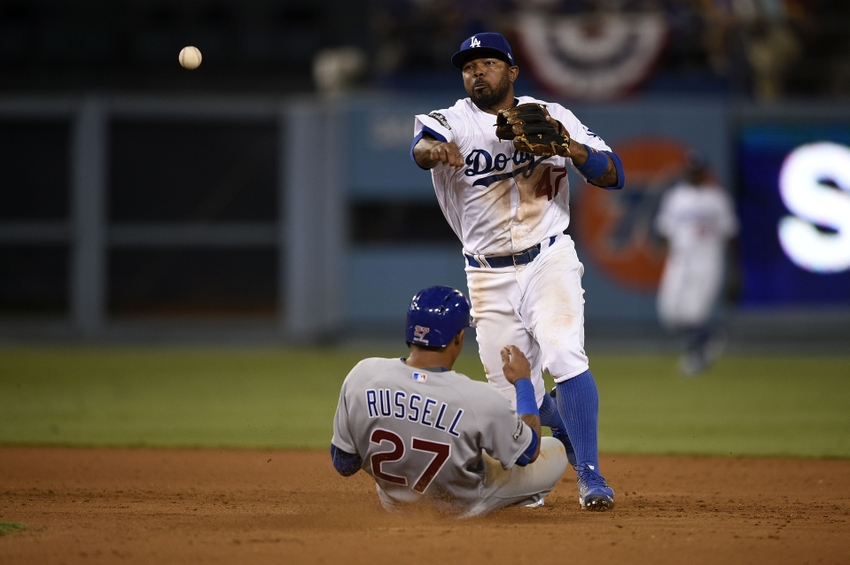 Phillies Acquire INF/OF Howie Kendrick for Darin Ruf/Darnell Sweeney