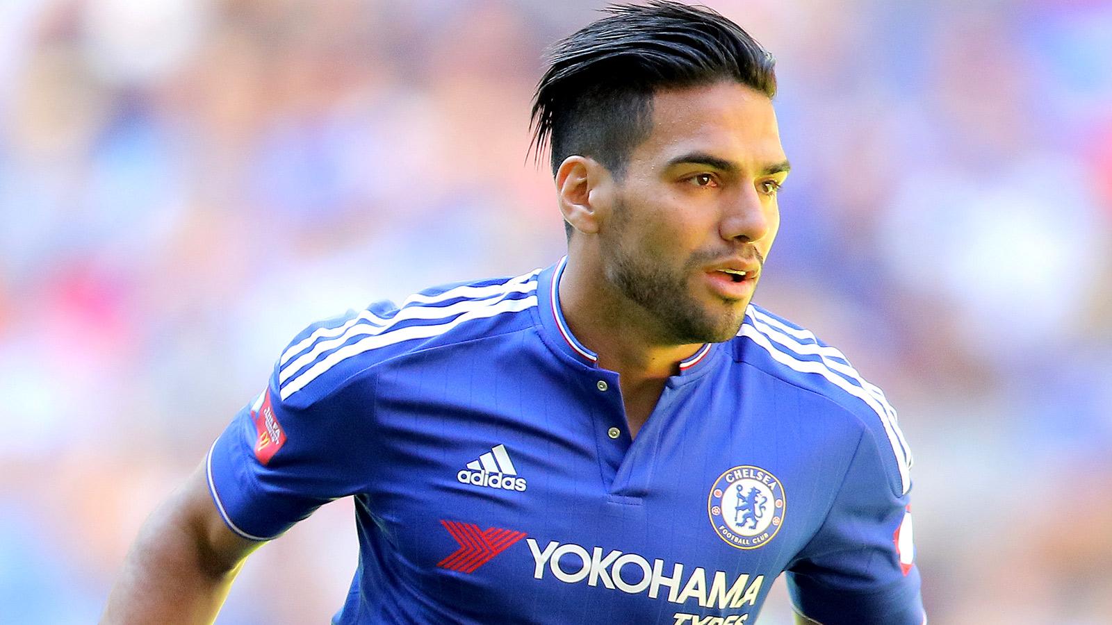 Inter Milan eye loan deal for Chelsea's Radamel Falcao