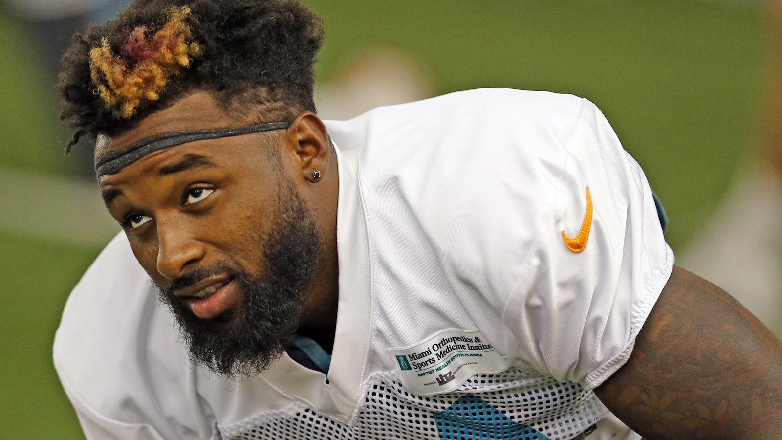 Jarvis Landry says Miami's high-octane offense made Cowboys players puke