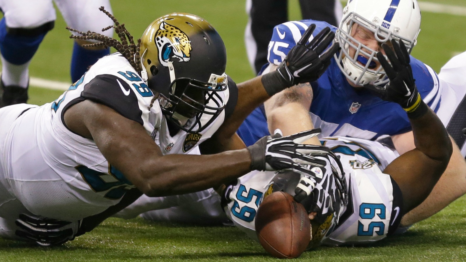 DE Chris Smith ready for bigger role with Jaguars