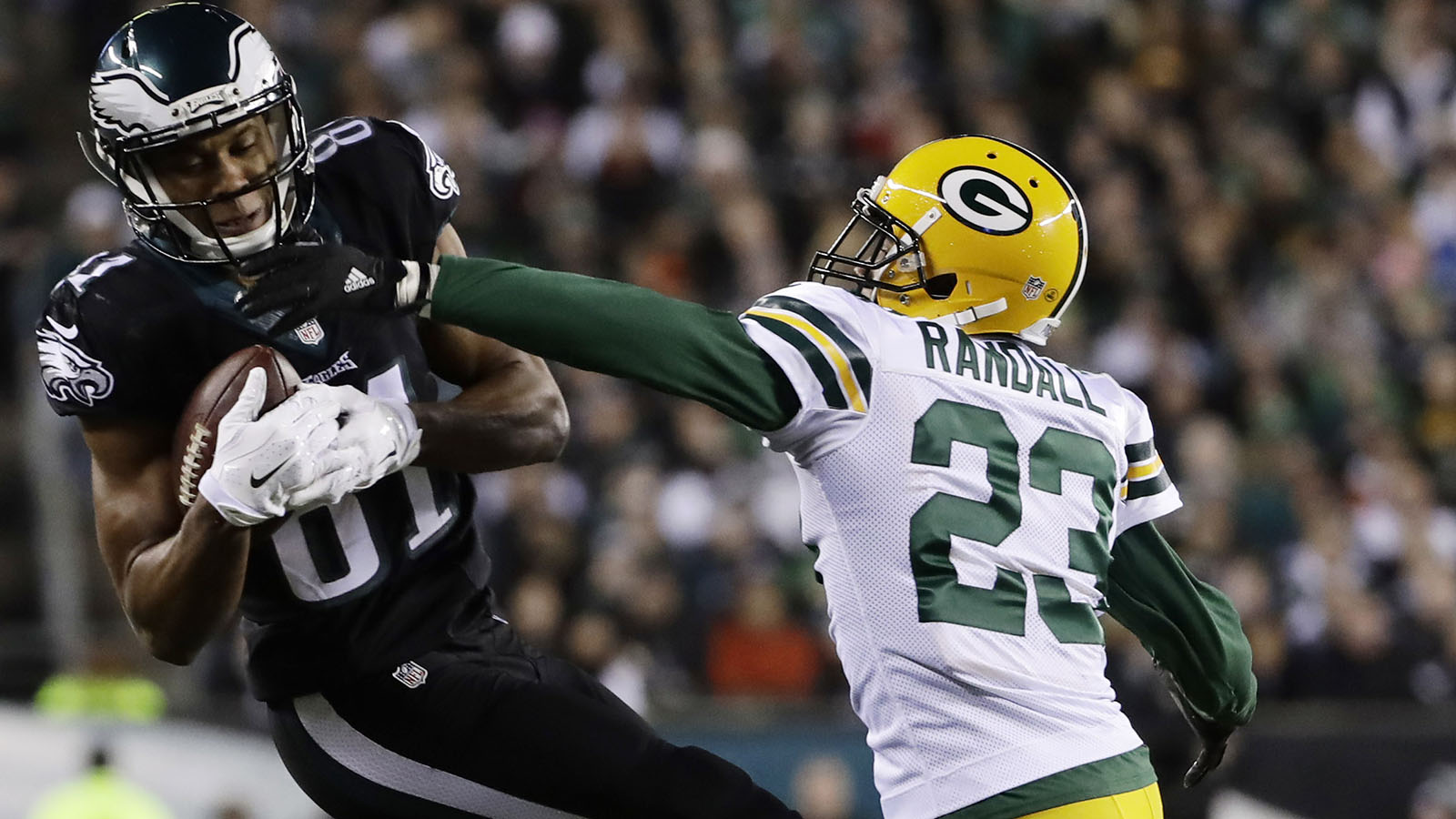 Packers snap counts: Randall gets right back in the swing of things