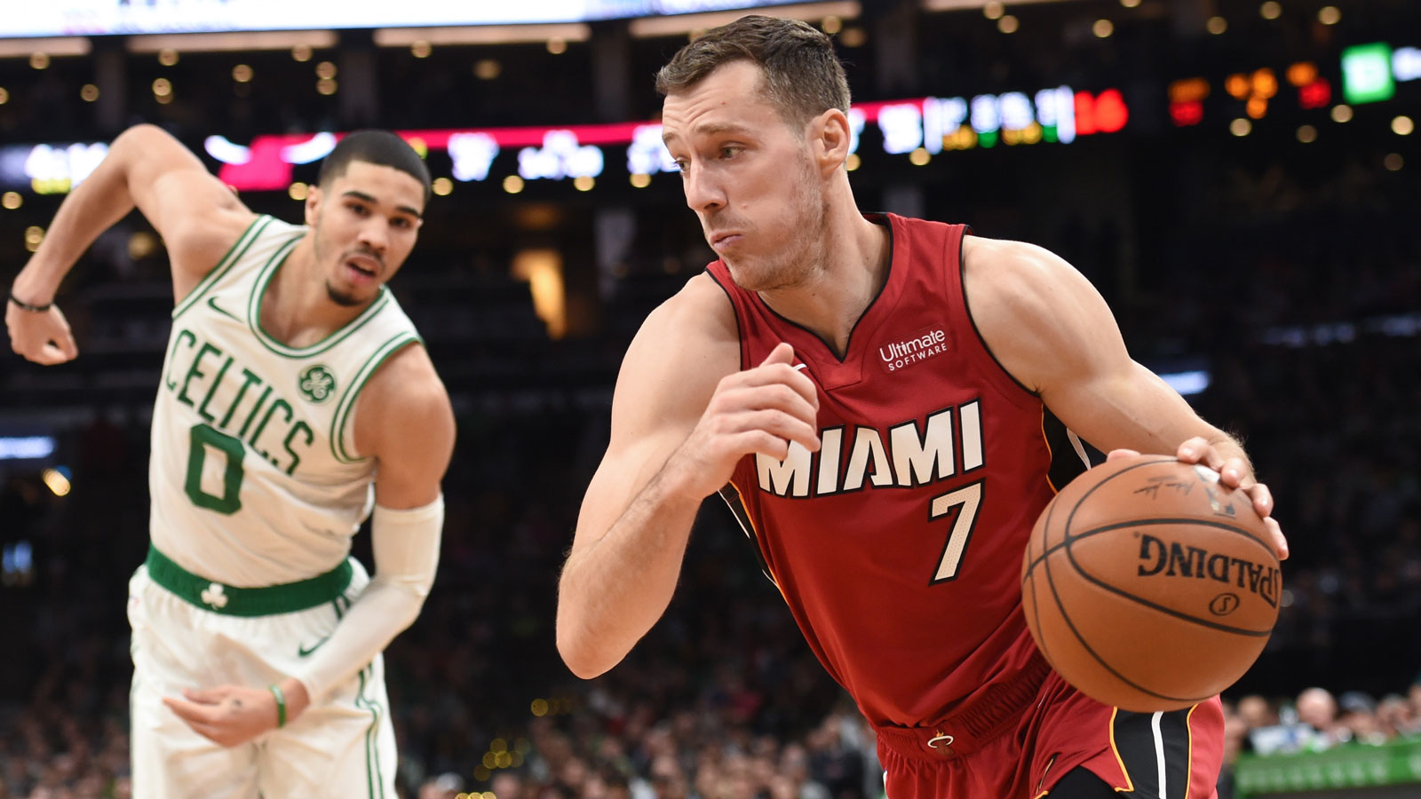 Goran Dragic reportedly tells Heat he is exercising his $19.2 million option for next season