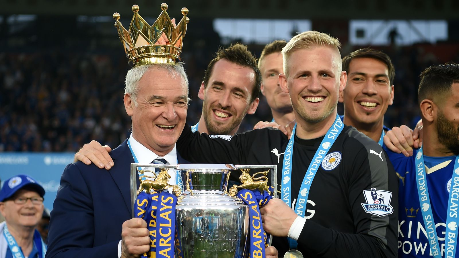 Ranieri warns Leicester stars they could leave and regret it