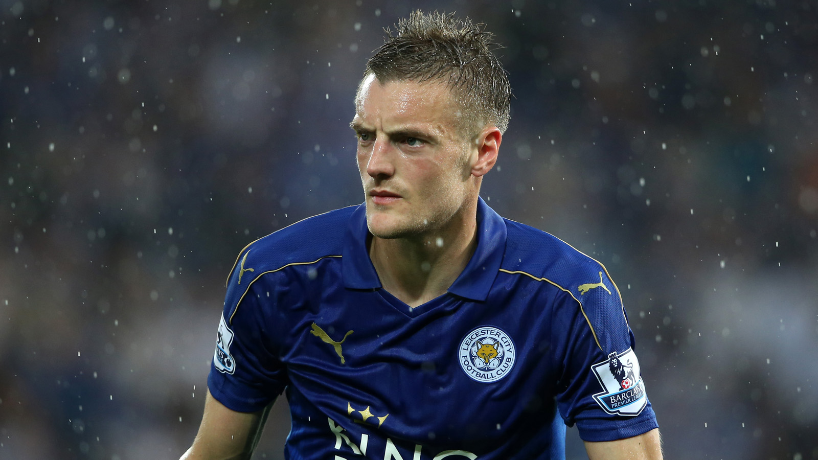 Vardy will snub Arsenal move to stay a Fox, say Leicester