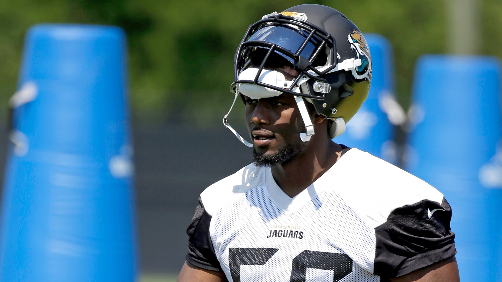 Dante Fowler Jr. healthy, feeling 'antsy' to get on field with Jaguars