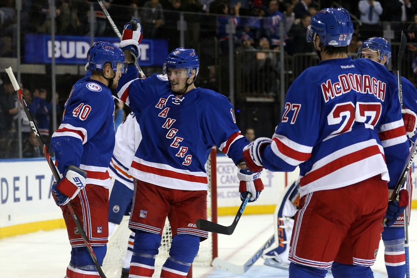 New York Rangers Michael Grabner Signing is a Win