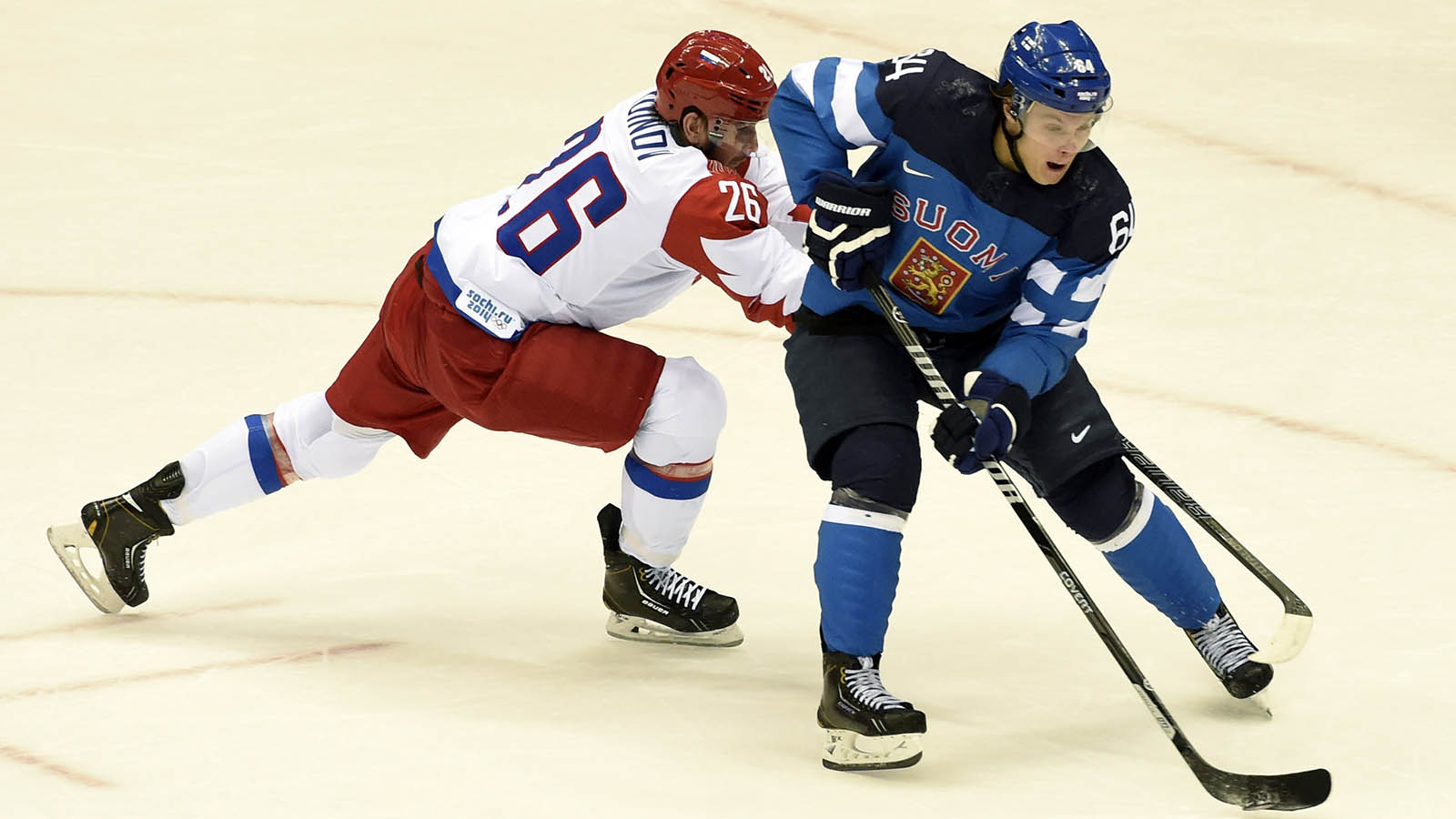 Wild players heading to Russia for world championships