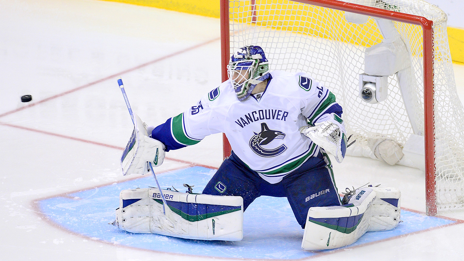 Reports a mixed bag on Markstrom injury