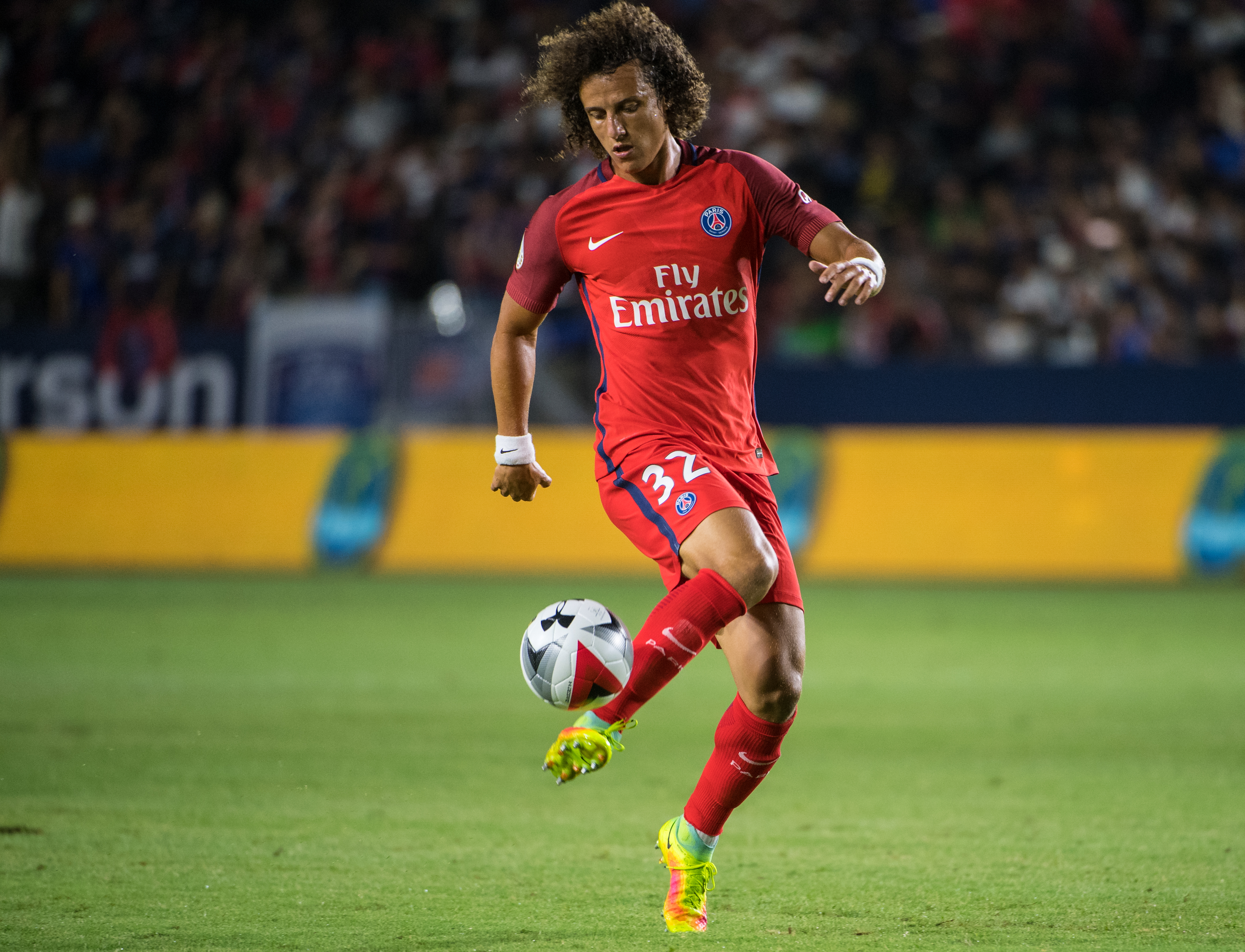 David Luiz still on Chelsea's radar because desperation, set to increase bid