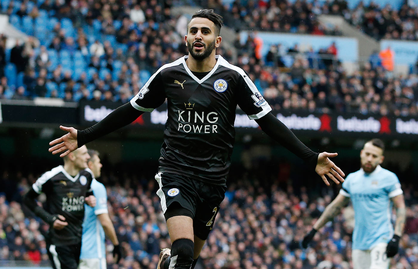 Paper Chase: Arsenal want Leicester winger Mahrez to replace outgoing Walcott