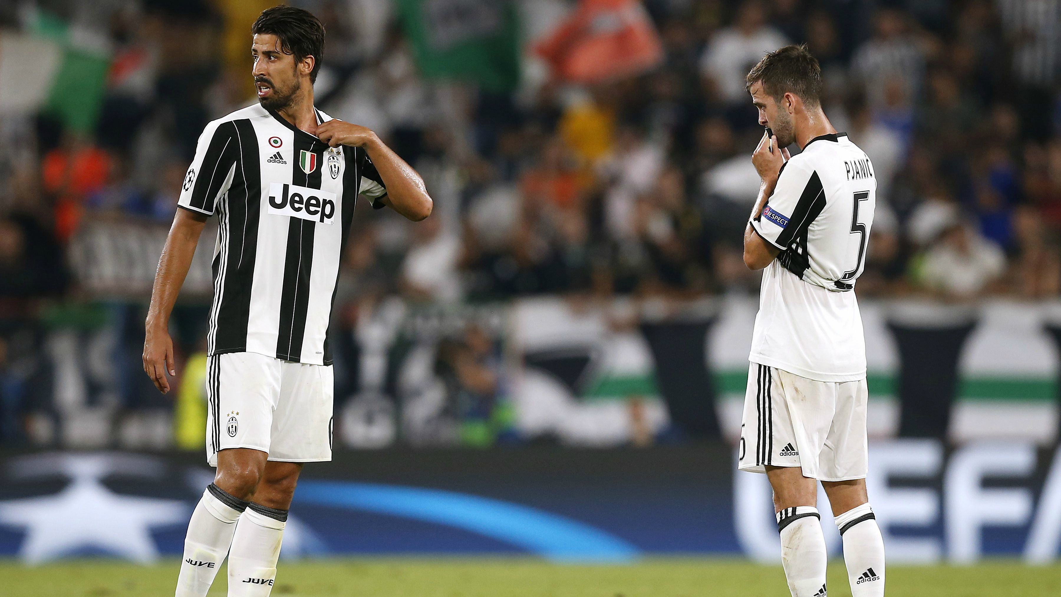 Juventus have a big problem without Claudio Marchisio ... again