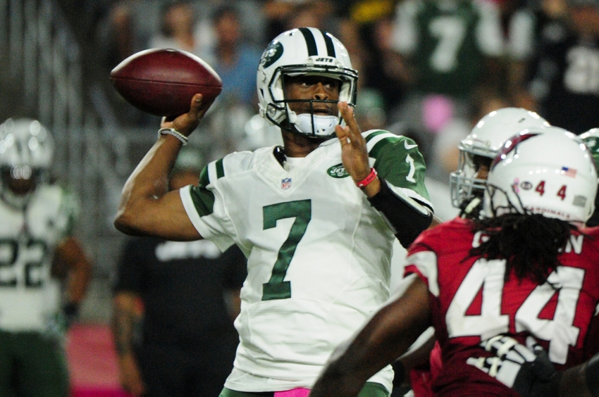 NFL roundup: Geno Smith to start for the New York Jets on Sunday