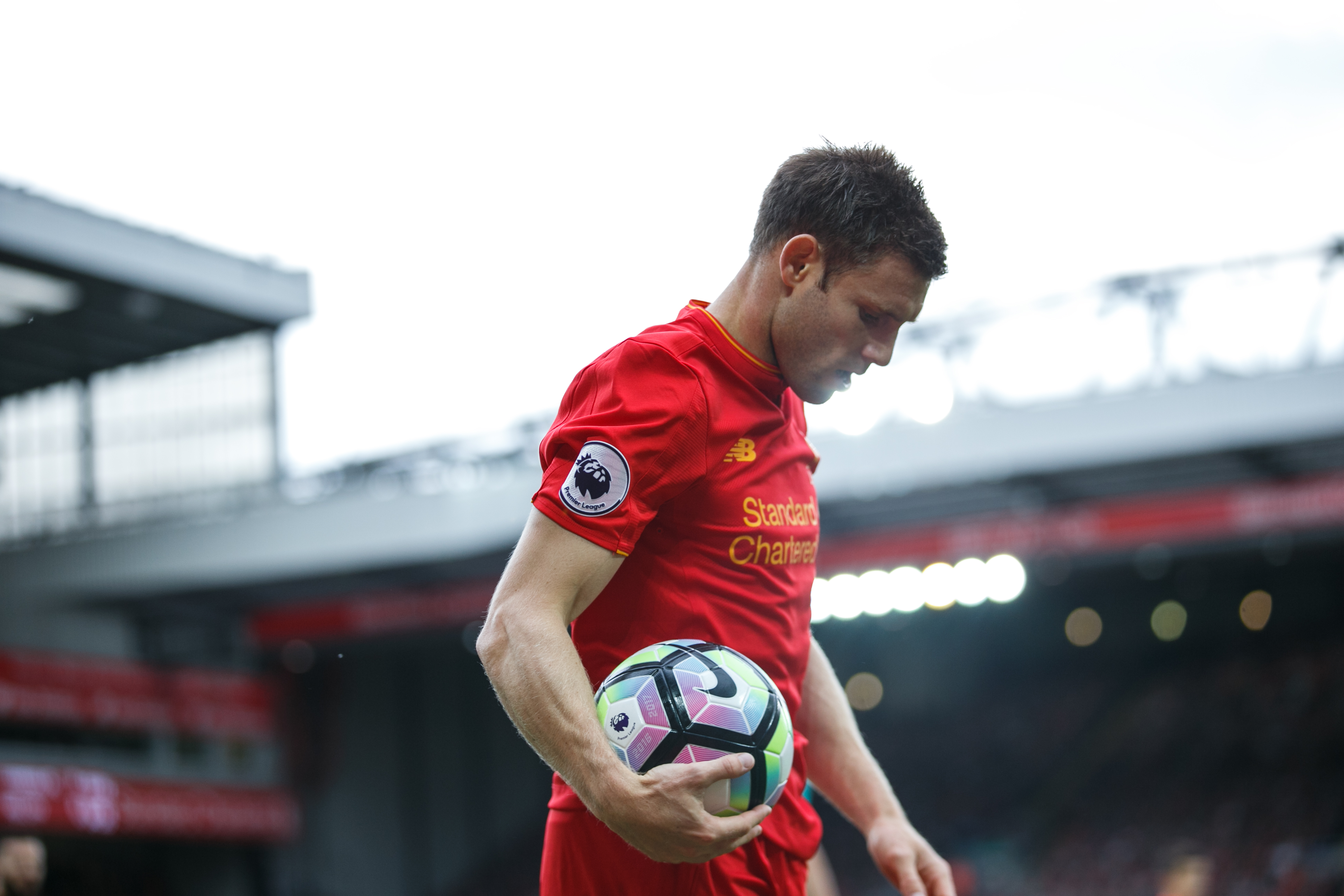 James Milner is a doing well at left-back. Klopp and Liverpool prove many wrong
