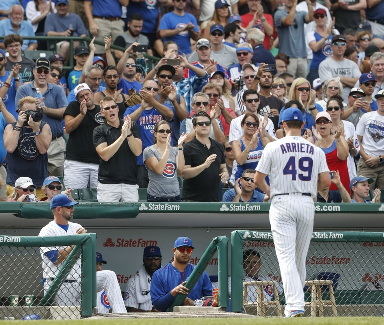 Chicago Cubs: Jake Arrieta Almost Walked Away from Baseball
