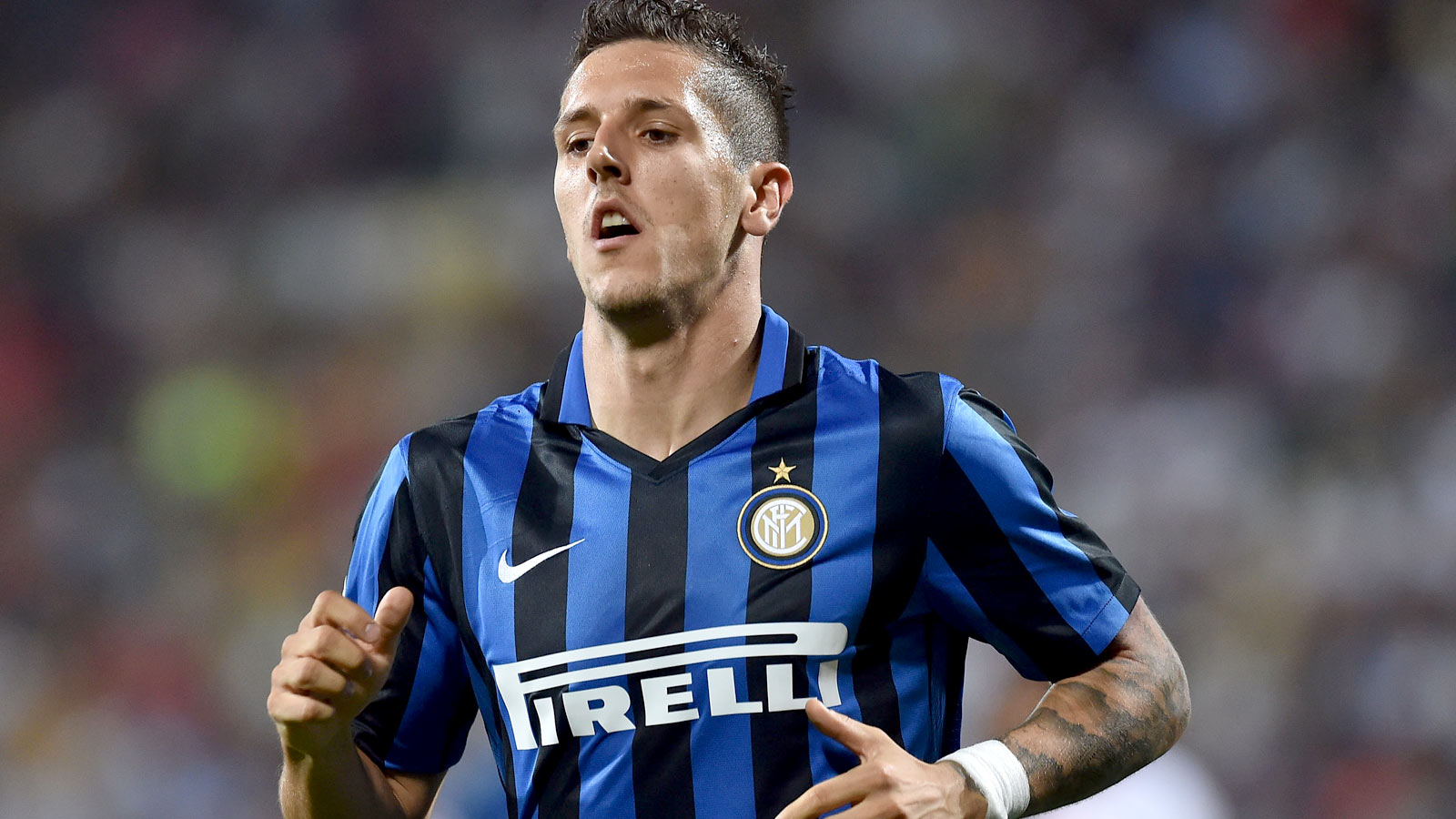Jovetic: Inter cannot be fooled by talk of Juventus crisis