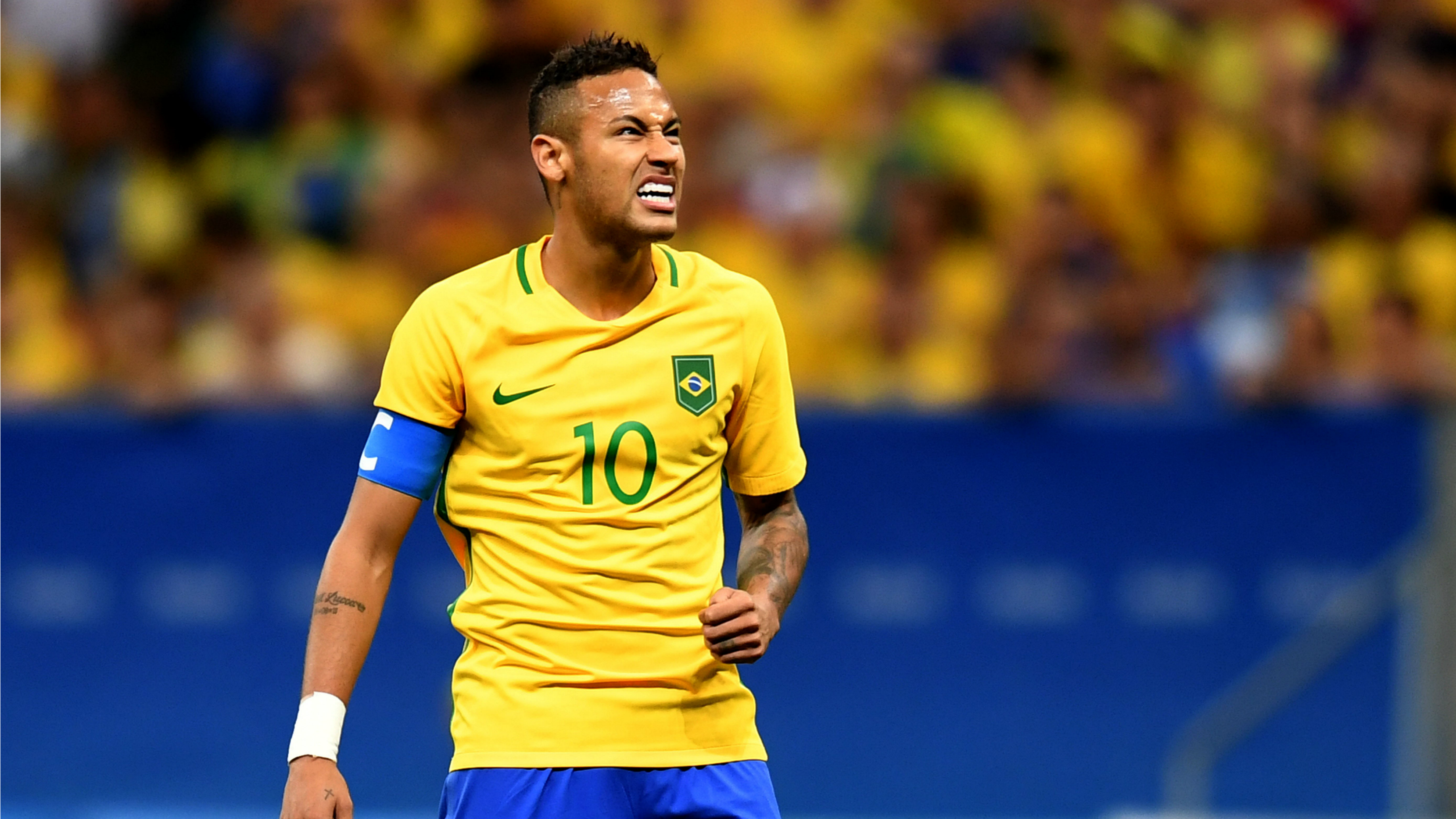 Brazil are on the brink of elimination after second goalless draw at the Olympics