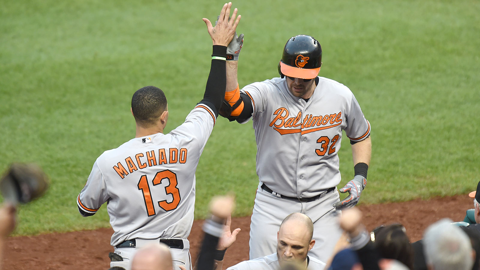 No beanballs, no fights, just Orioles completing sweep of Nationals