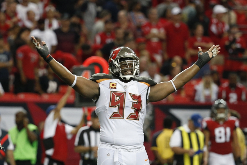 Gerald McCoy had himself a Sunday