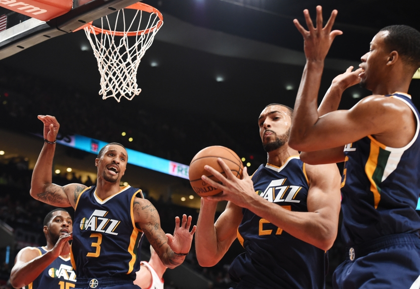 Utah Jazz: George Hill Out vs Heat, Rodney Hood Questionable