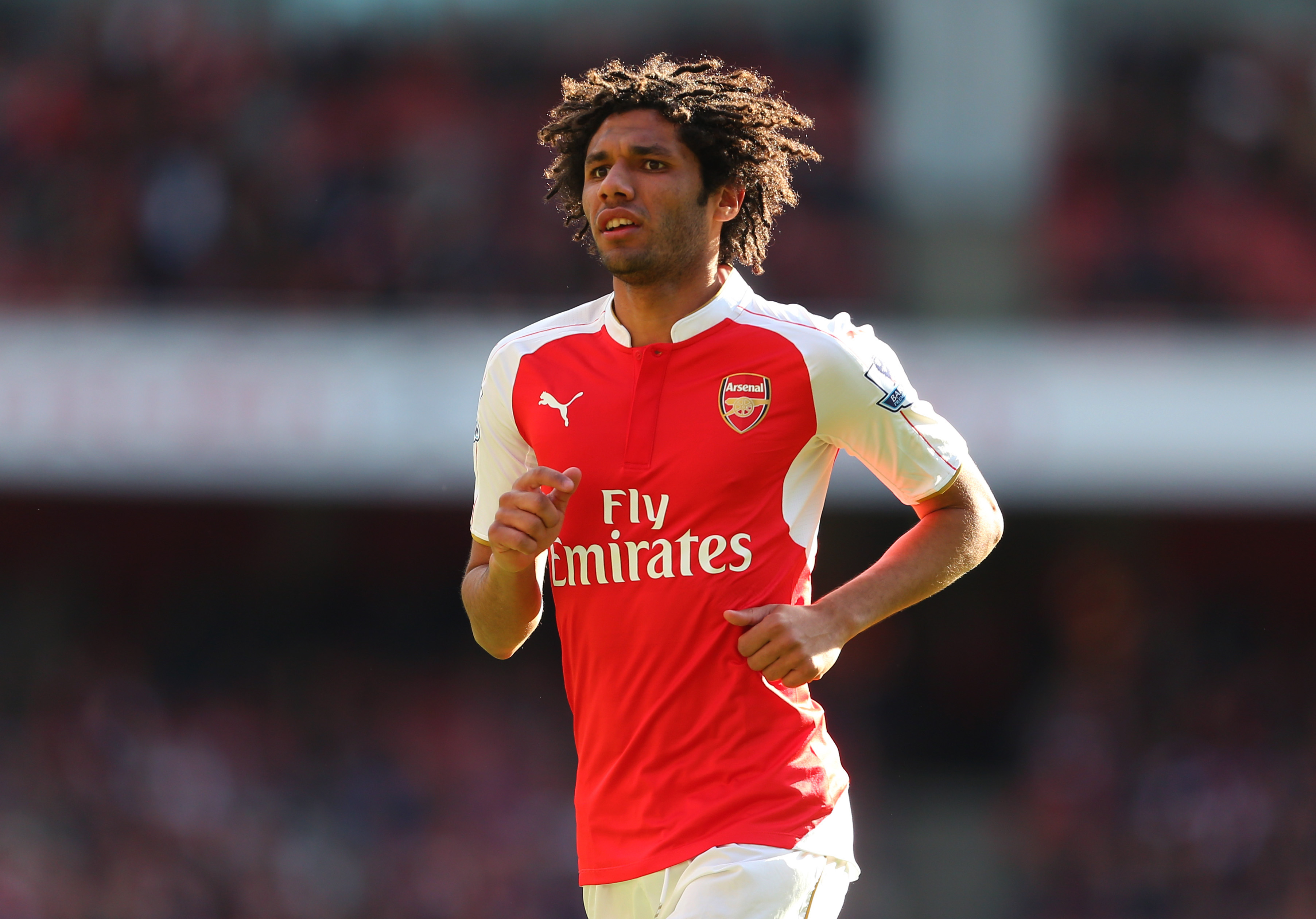 Arsenal: Mohamed Elneny's Absence No Cause For Concern