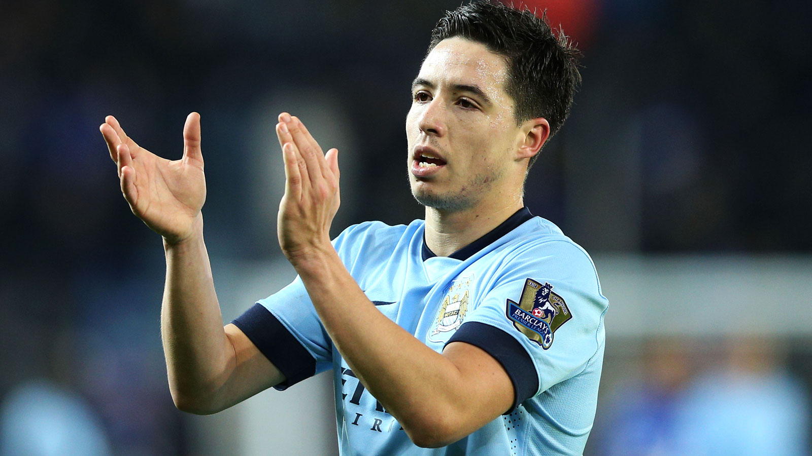 Nasri wants Manchester City stay but urges club to splash cash