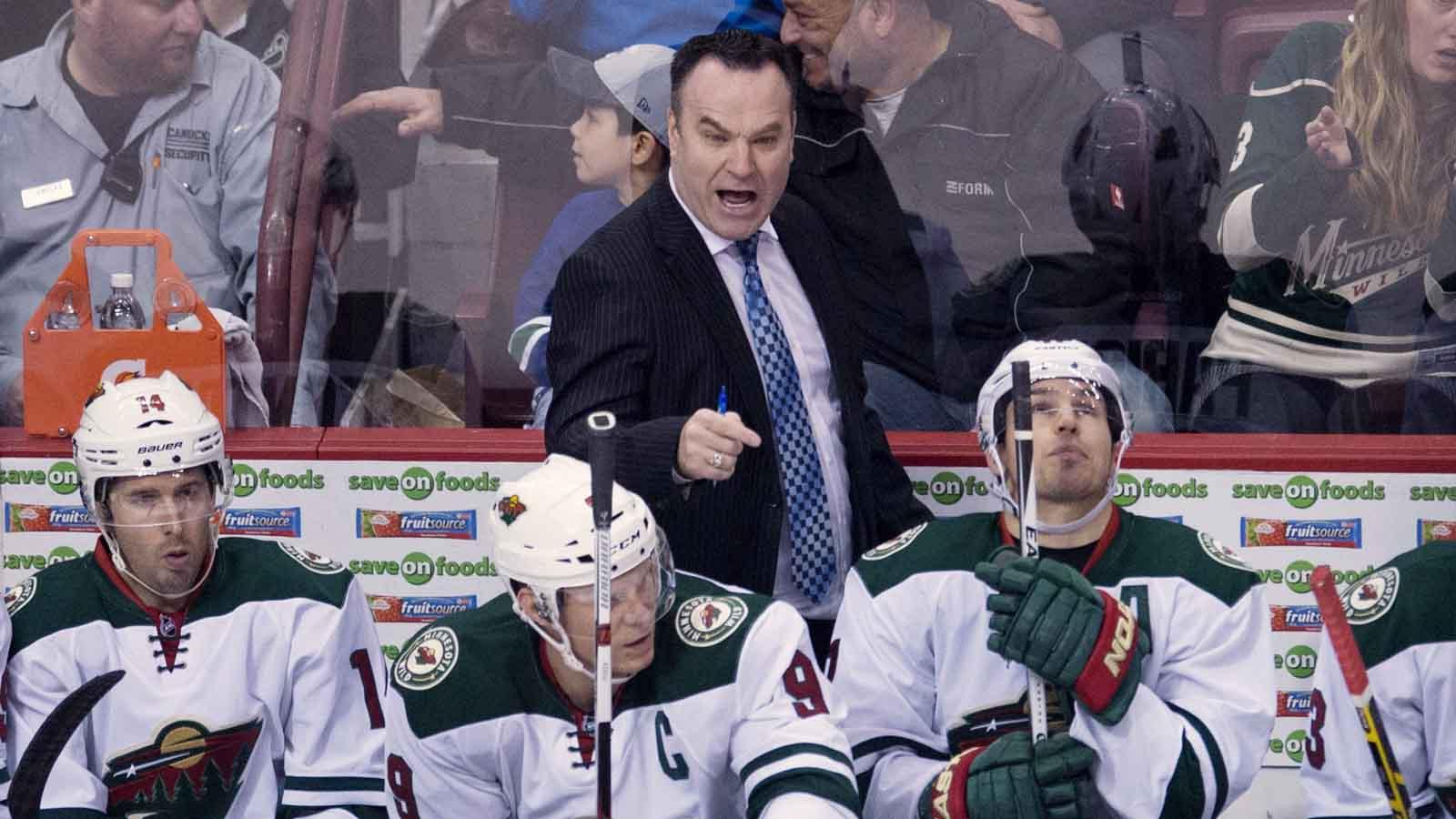 Wild GM Fletcher: Torchetti 'serious' candidate for coaching job