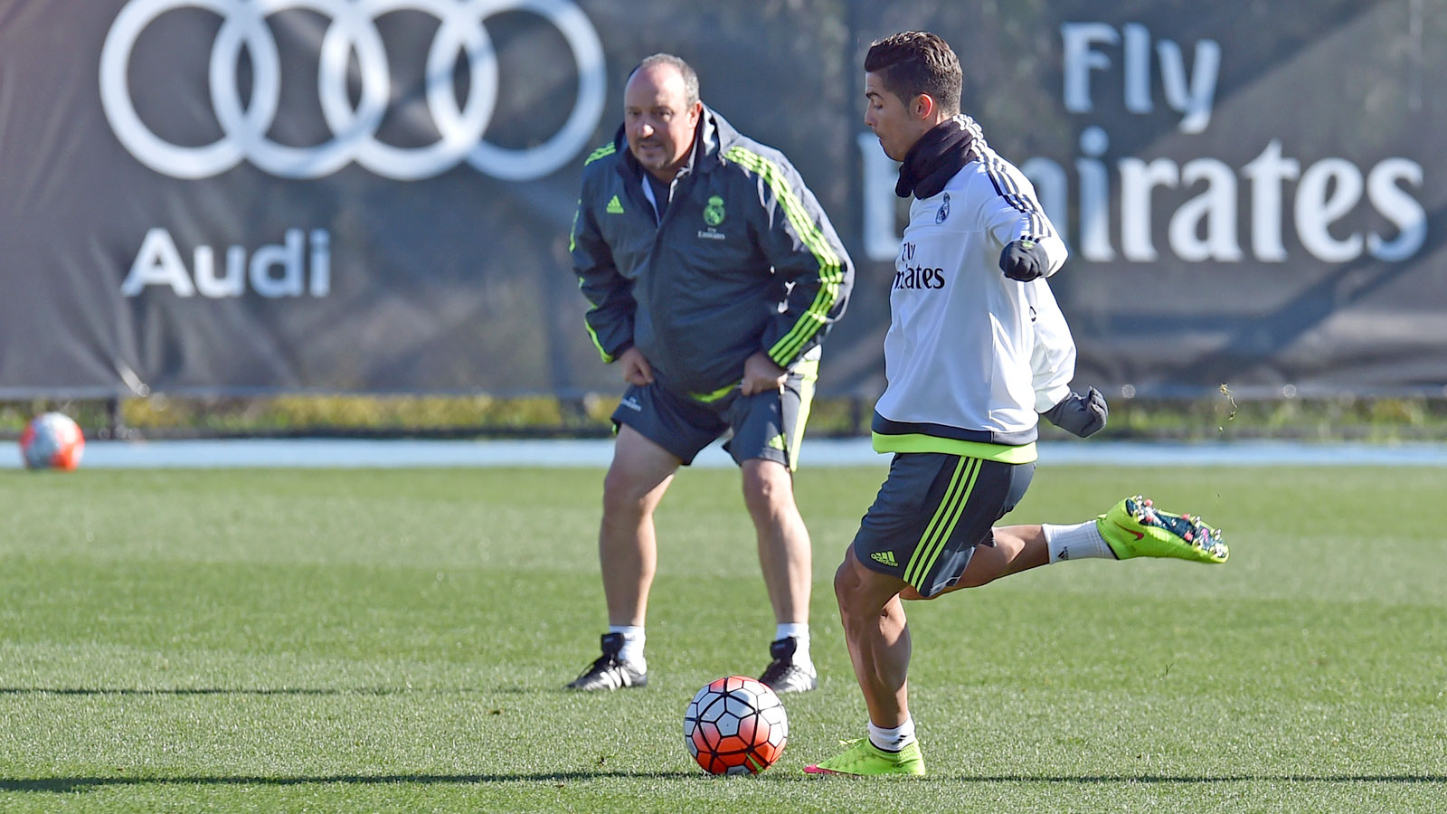 Benitez: I'm not obsessed with Ronaldo goalscoring record