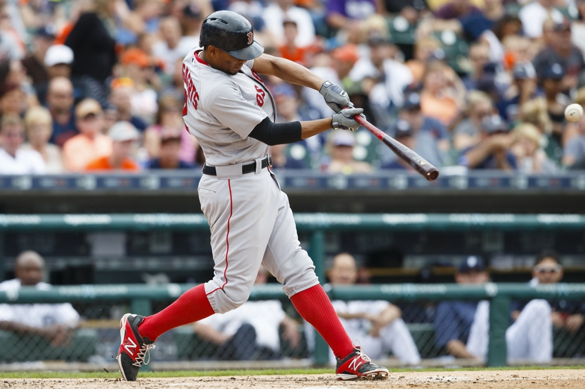 Red Sox shortstop Xander Bogaerts shows signs of breaking out of slump