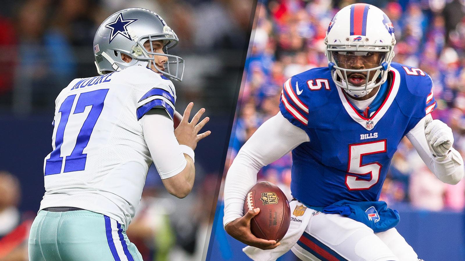 Six Points: Cowboys vs. Bills