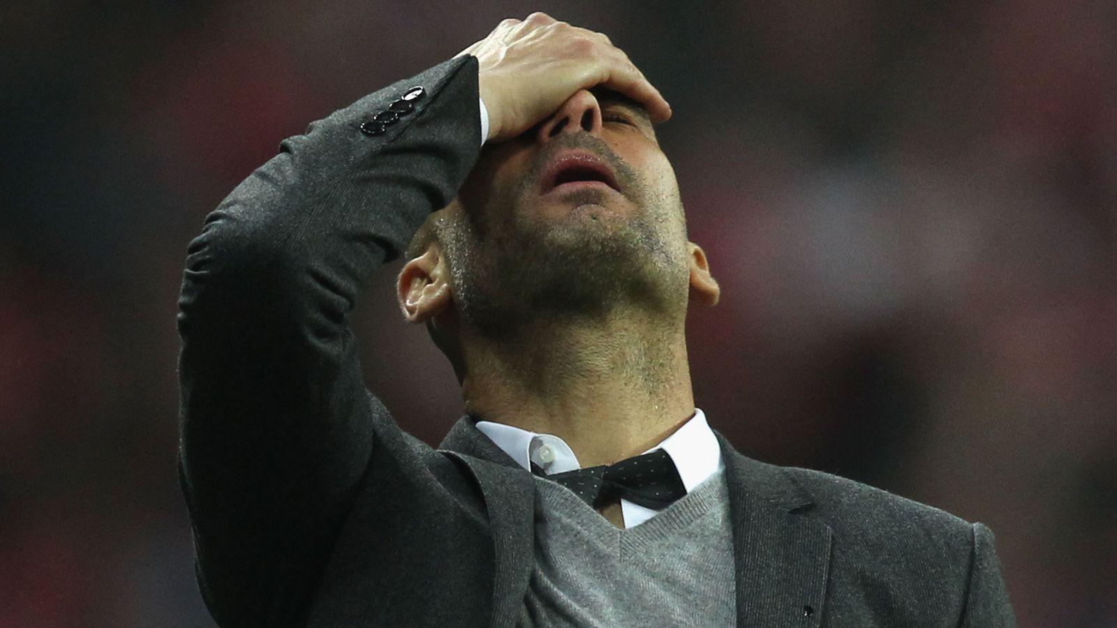 Why the Pep Guardiola era at Bayern Munich was a failure