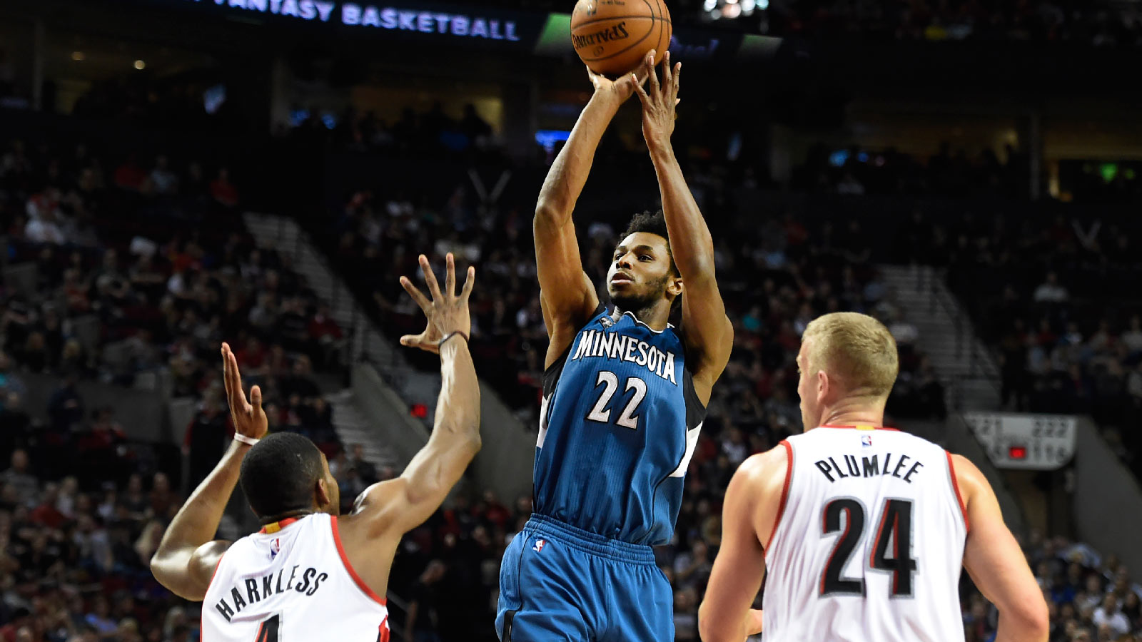 Timberwolves looking to improve on 3-point shooting