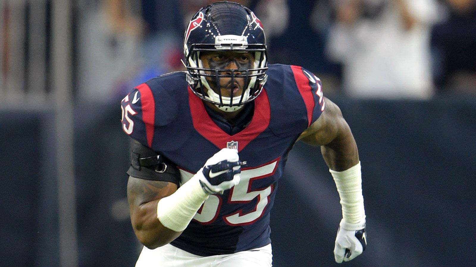 Report: Houston LB Benardrick McKinney has sprained MCL