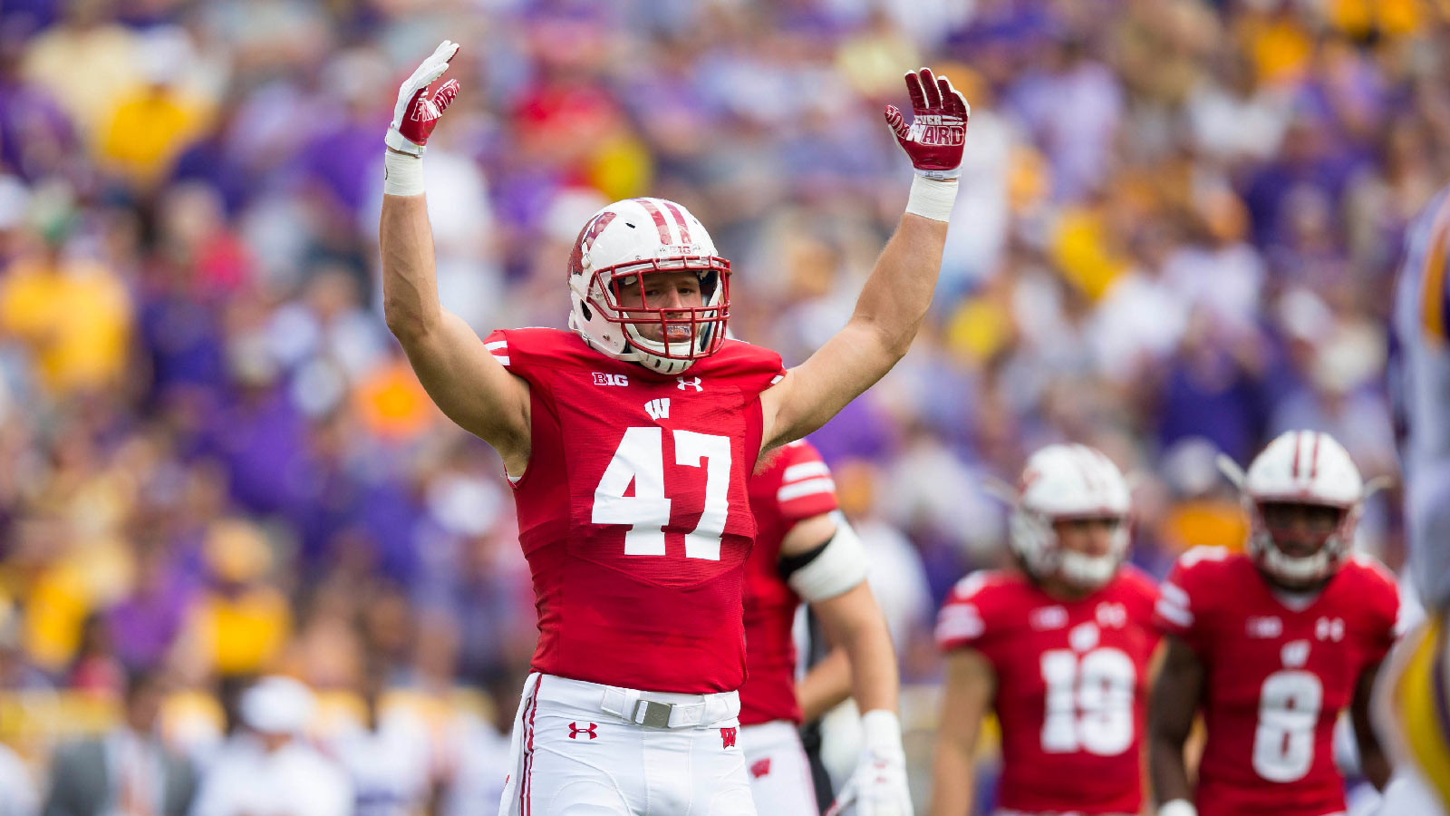Badgers dominating defensively through two games