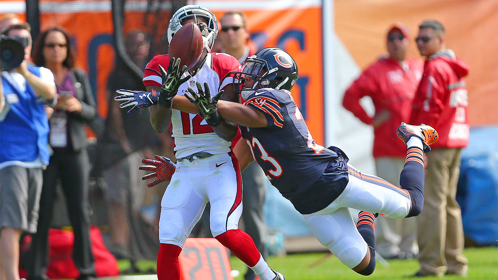 Antrel Rolle says Kyle Fuller must become a 'true professional'