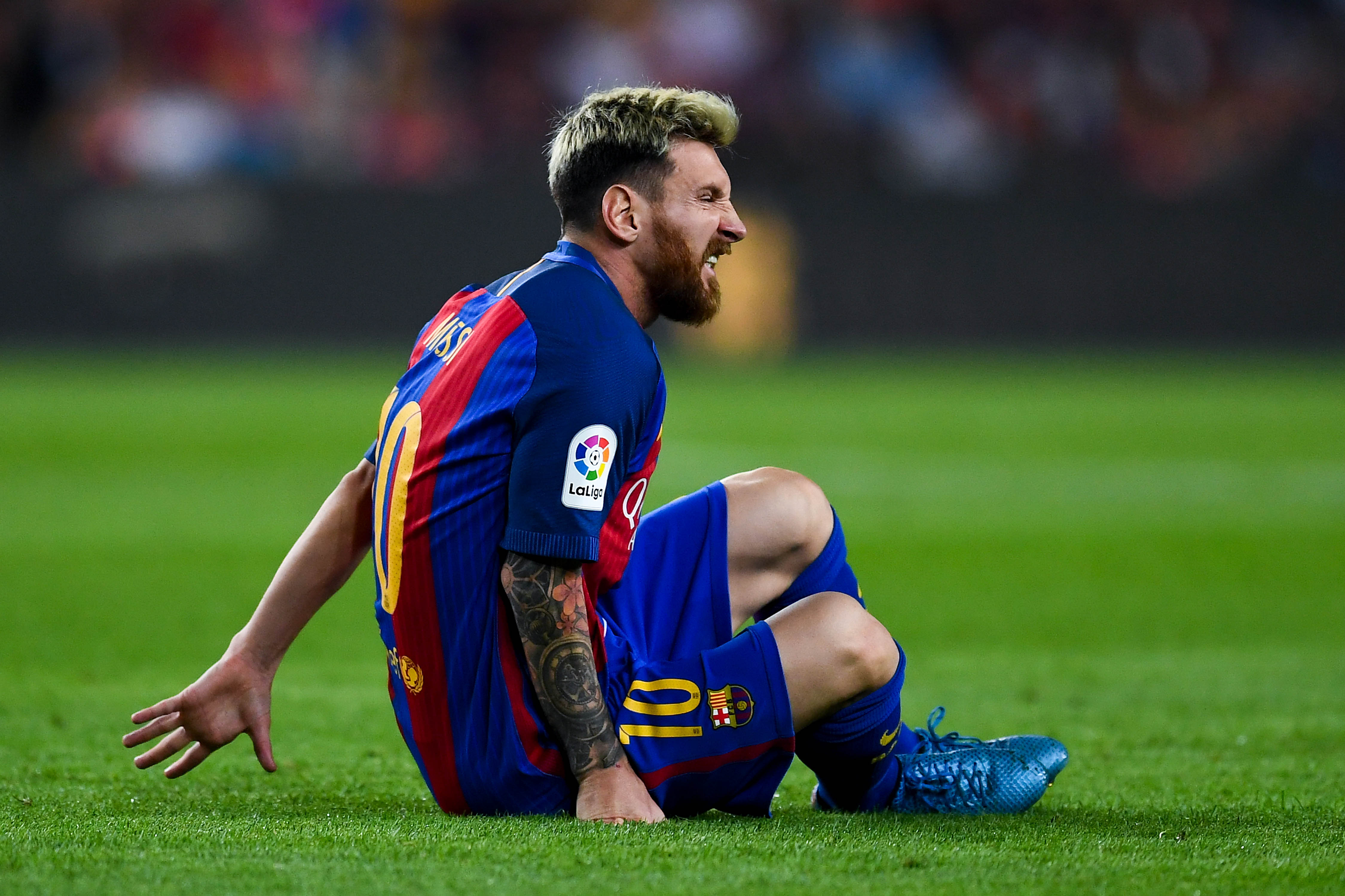 Andres Iniesta claims Barcelona will survive without Lionel Messi