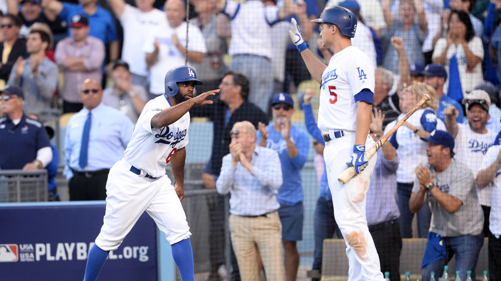NLDS: Dodgers survive Nats, force Game 5