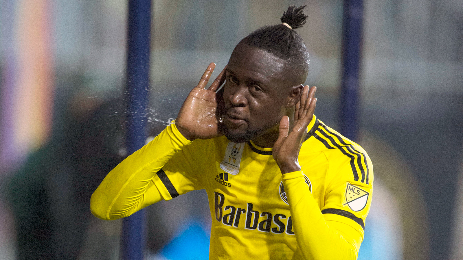 The Kei Kamara trade doesn't make sense for the Crew, Revolution or MLS